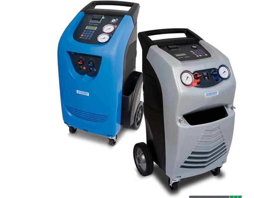 Automatska stanica za nadopunu, recikliranje i punjenje rashladnog sredstva