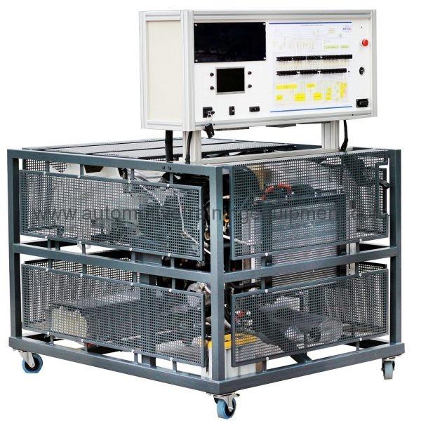Edukacijski model HYBRID tehnologije benzinsko/električnog motora