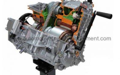 Motor generator (na bazi)