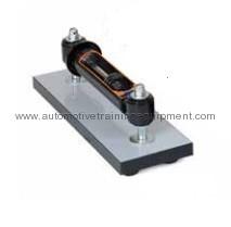 Plinski amortizer (na bazi)