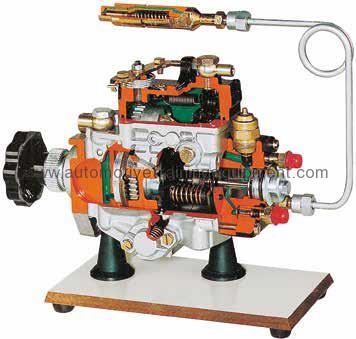 BOSCH Rotaciona pumpa za ubrizgavanje (na bazi)