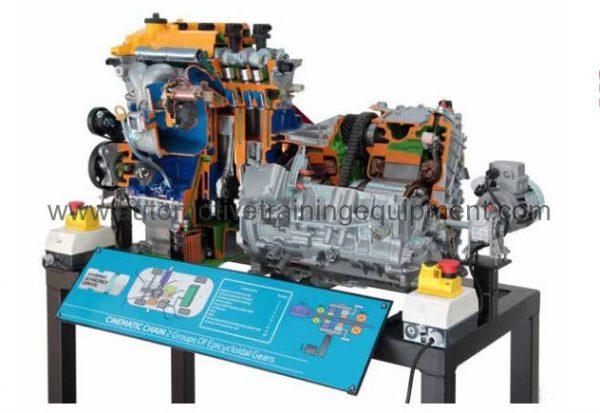 Benzin/elektro hibridni sustav (na bazi)