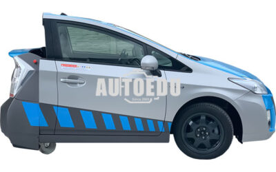 Toyota PRIUS III Hybrid ½